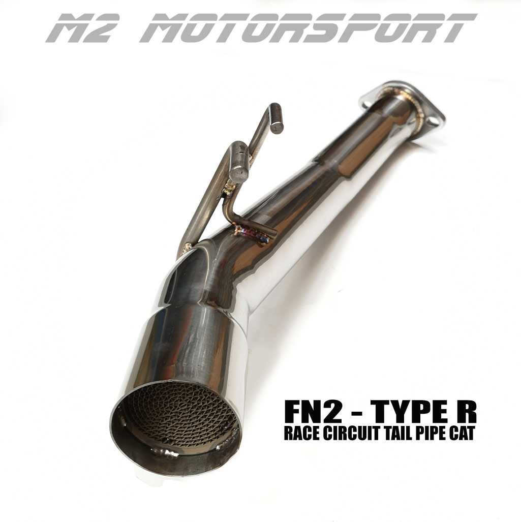 FN2 RACE TRACK CAT PIPE