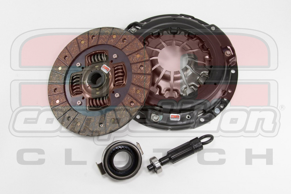 CCI-5096-2100 /  COMPETITION CLUTCH HYUNDAI GENESIS 2.0 STAGE 2 KEVLAR - CLUTCH AND FLYWHEEL