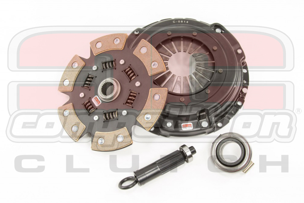 CCI-8037-1620 / COMPETITION CLUTCH  EP3_DC5 (K) SERIES  -  6 SPEED -  STAGE 4 - CERAMIC